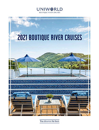 Uniworld River Cruises - 2021 World Brochure