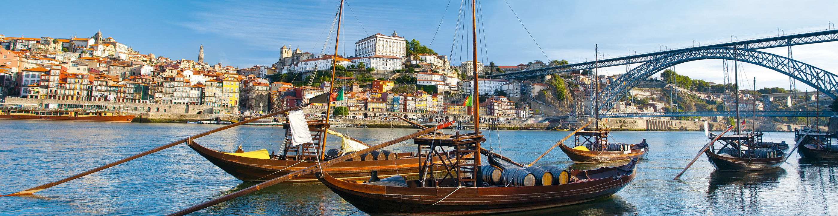 Photograph of Portugal, Spain & the Douro