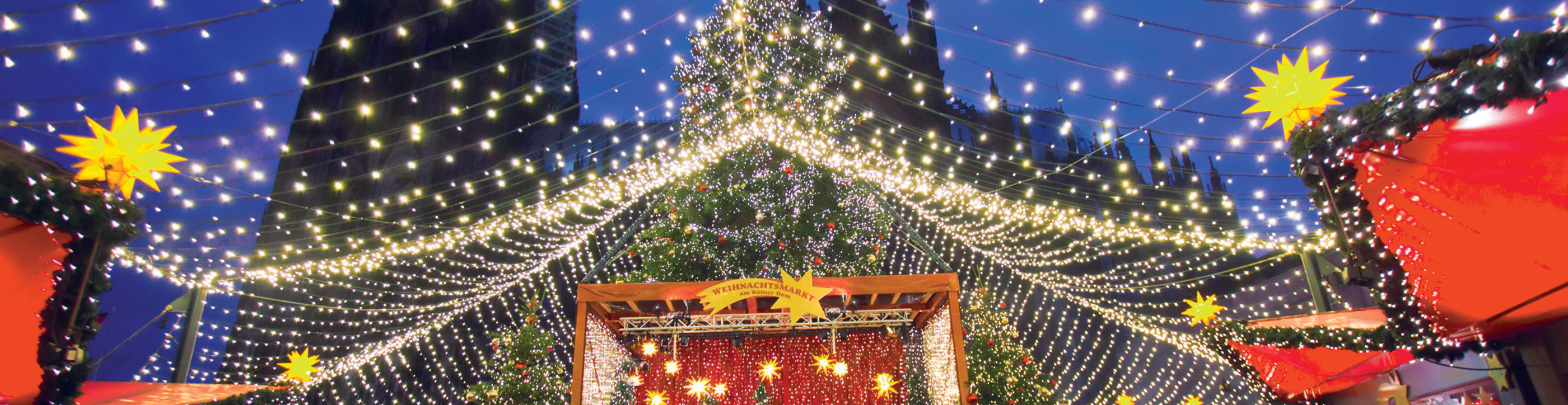 Photograph of Rhine Holiday Markets