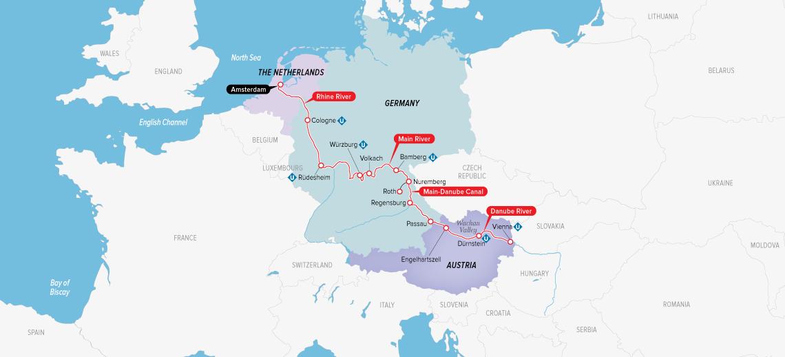 alluring-amsterdam-&-vienna-map
